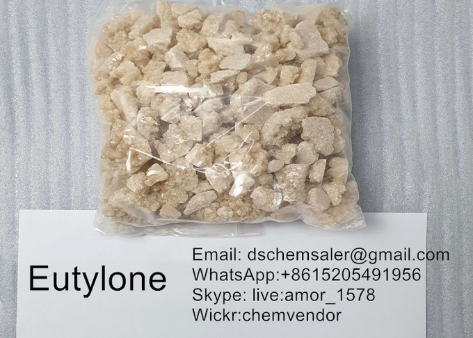 Chem Eutylone Eu Research Kimyasal Eutylone / Eu Crystal, Chem Research için